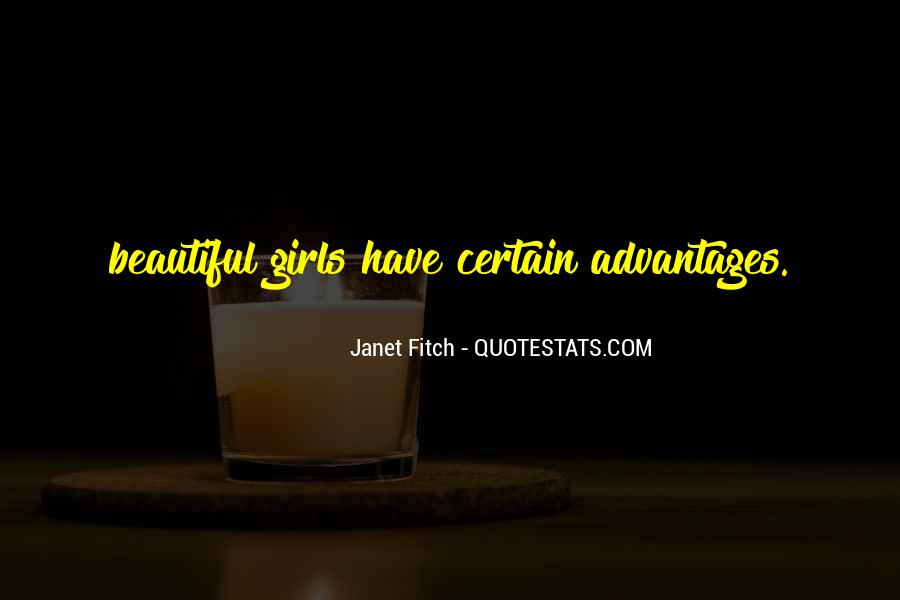 Janet Fitch Quotes #1805985