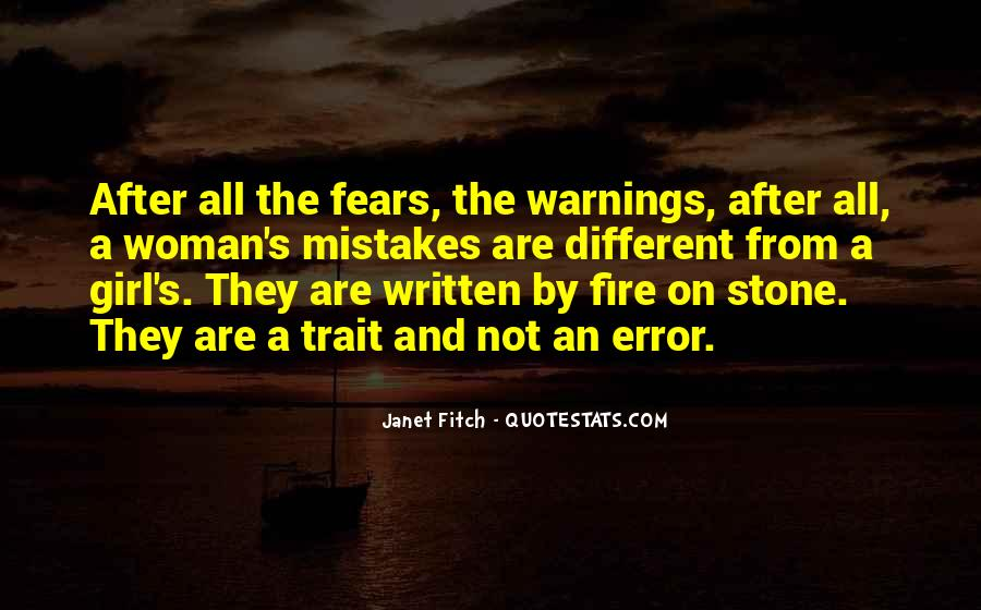 Janet Fitch Quotes #1867105