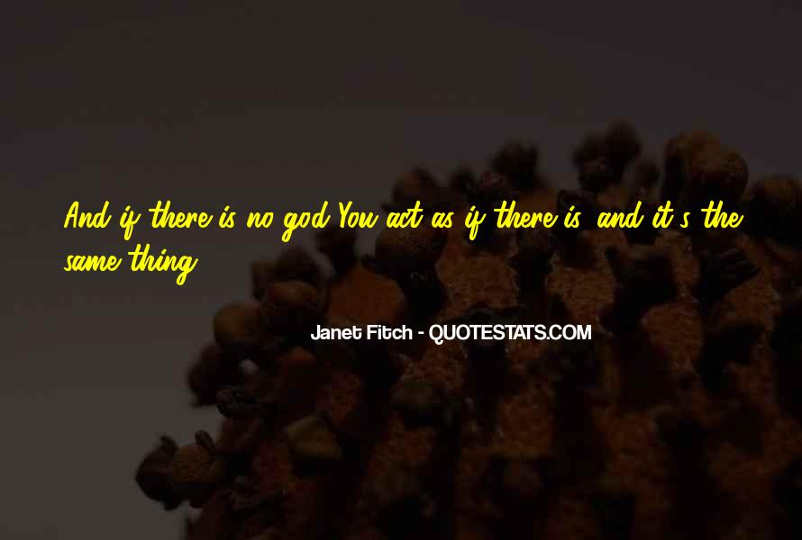 Janet Fitch Quotes #335939