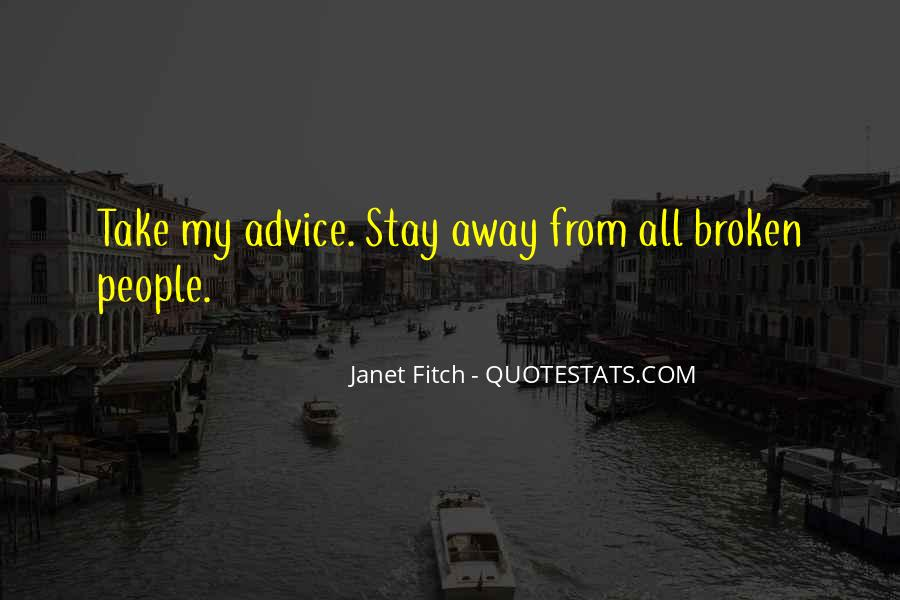Janet Fitch Quotes #480307