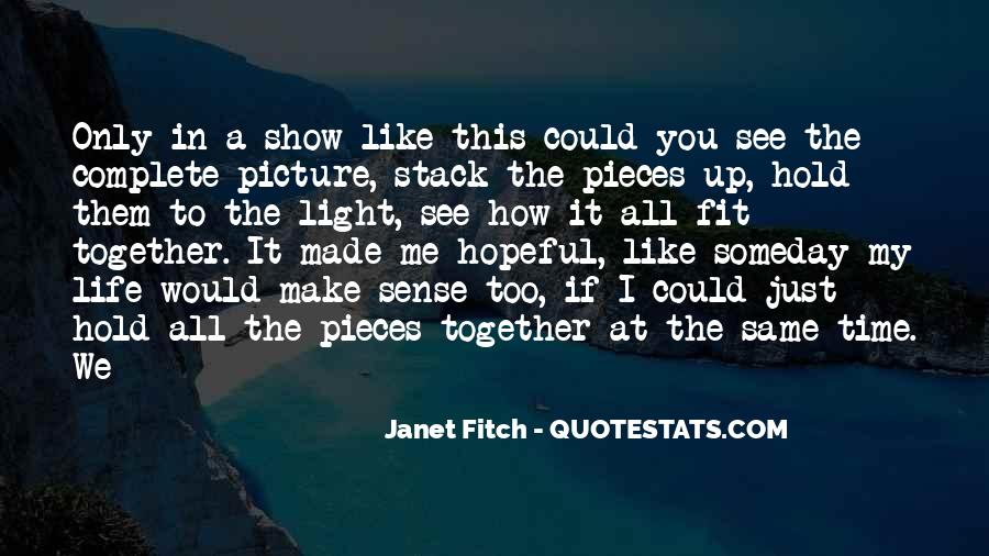 Janet Fitch Quotes #508356
