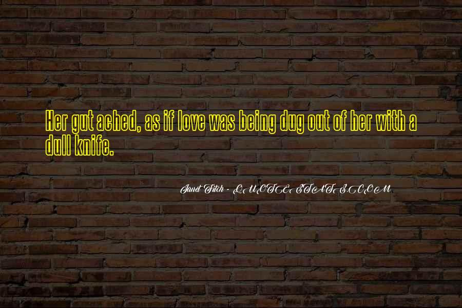 Janet Fitch Quotes #518733