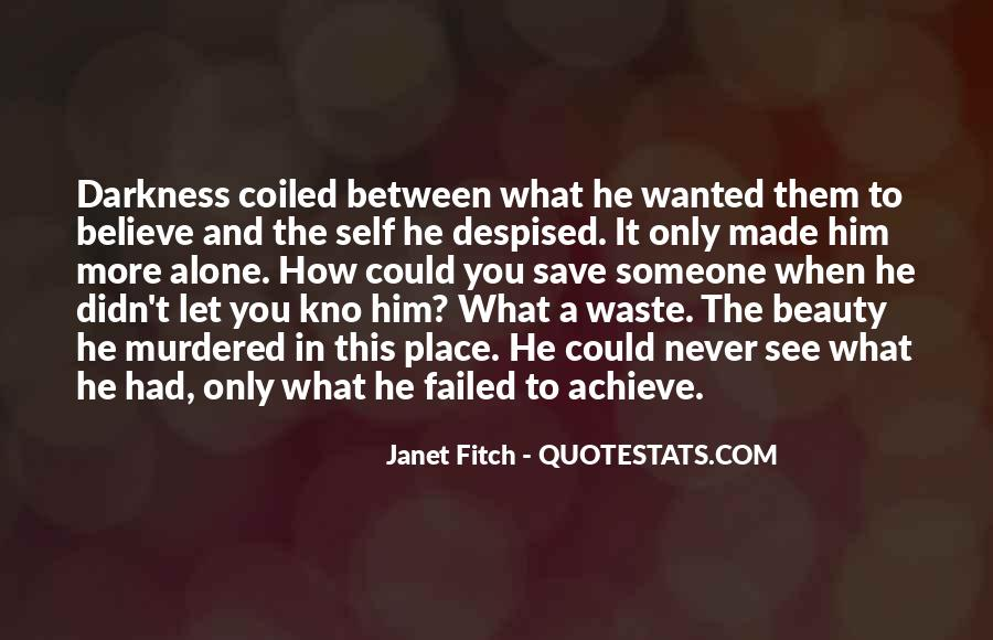 Janet Fitch Quotes #637264