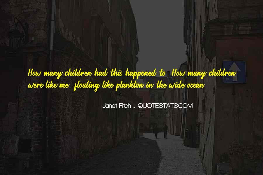 Janet Fitch Quotes #665821
