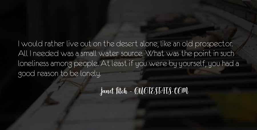 Janet Fitch Quotes #717468