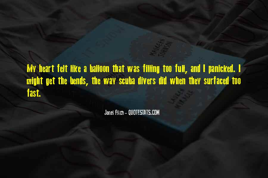 Janet Fitch Quotes #809637