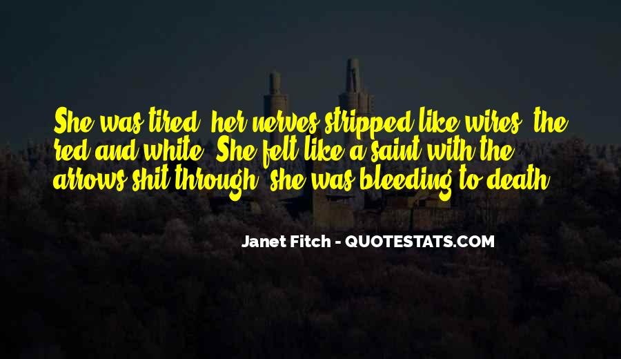 Janet Fitch Quotes #837217