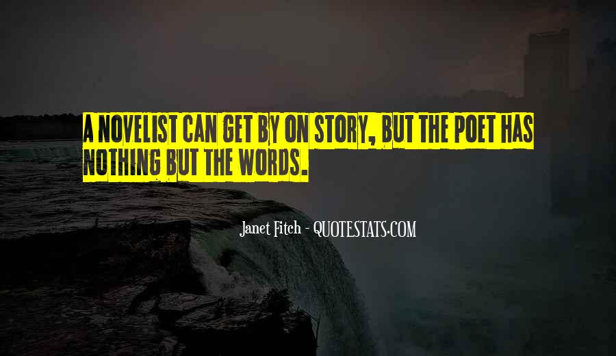 Janet Fitch Quotes #841783