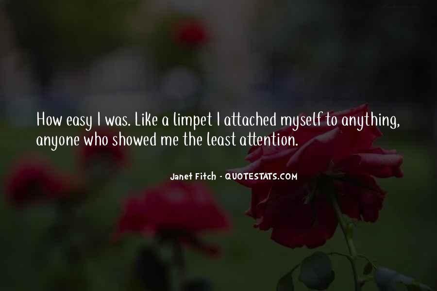 Janet Fitch Quotes #897892