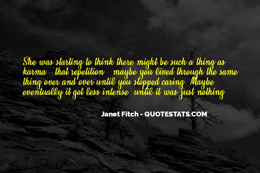Janet Fitch Quotes #935667