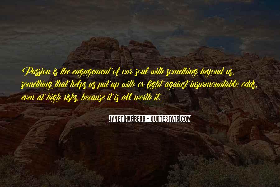 Janet Hagberg Quotes #1398939