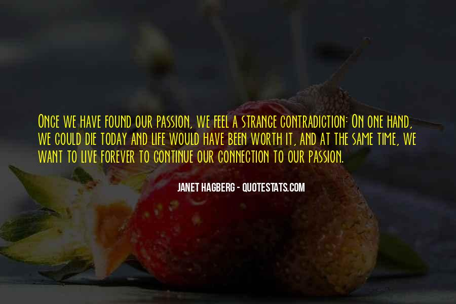 Janet Hagberg Quotes #501669