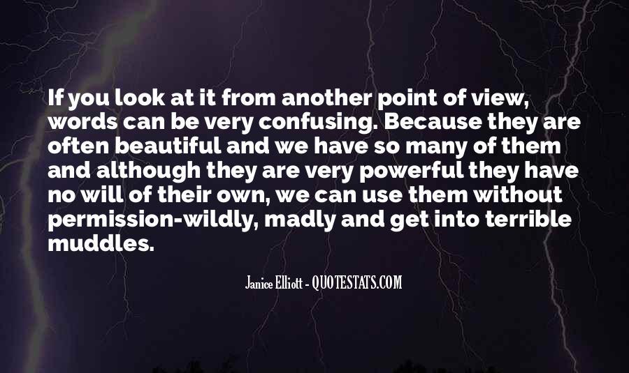Janice Elliott Quotes #321425
