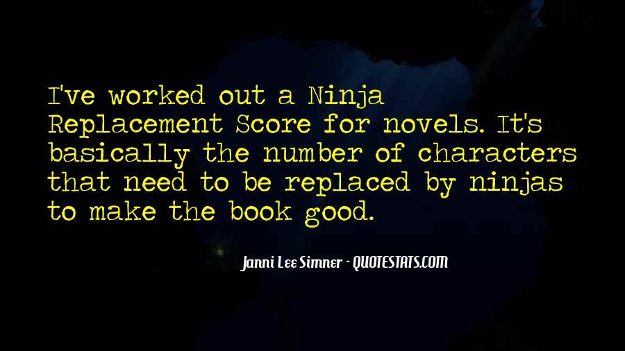 Janni Lee Simner Quotes #171023