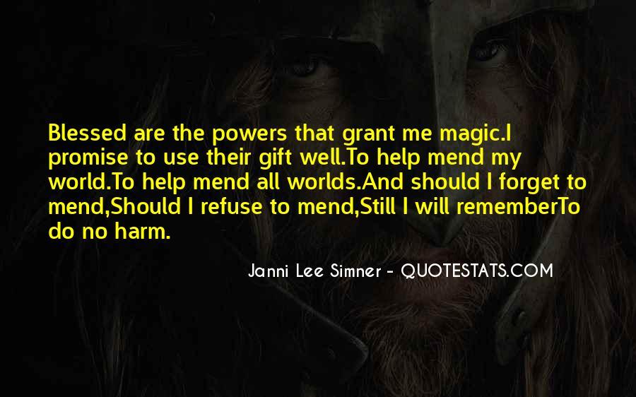 Janni Lee Simner Quotes #876793