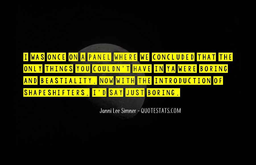 Janni Lee Simner Quotes #965373
