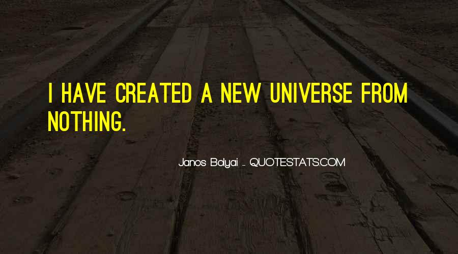 Janos Bolyai Quotes #229977