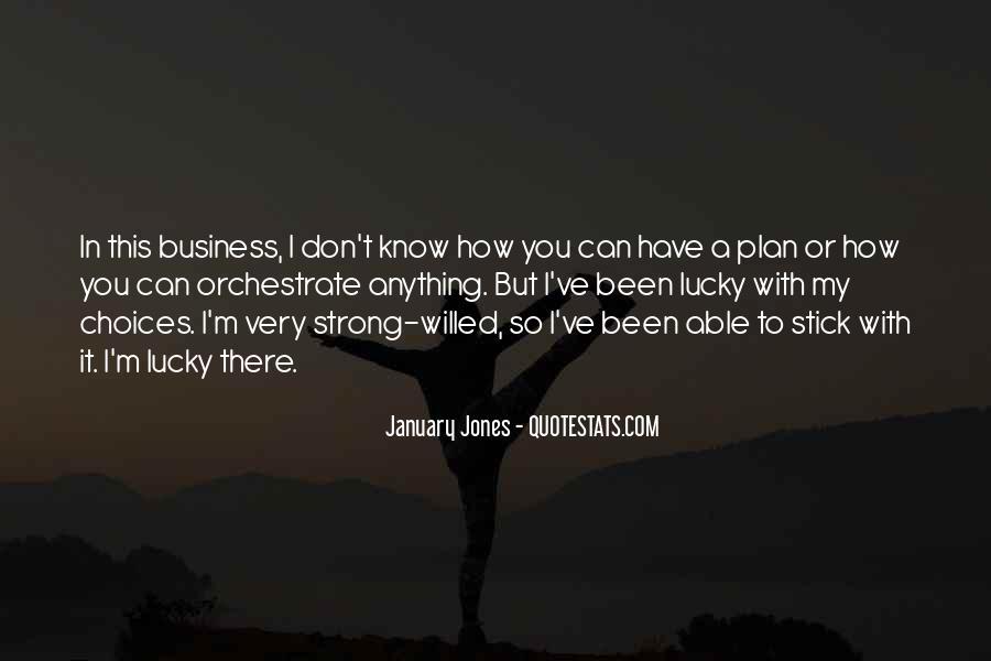 January Jones Quotes #1616812