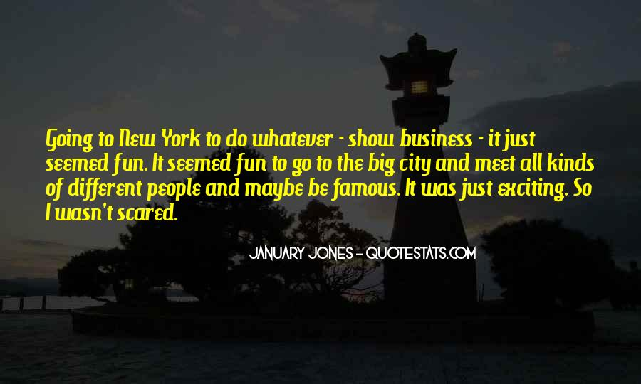January Jones Quotes #49107