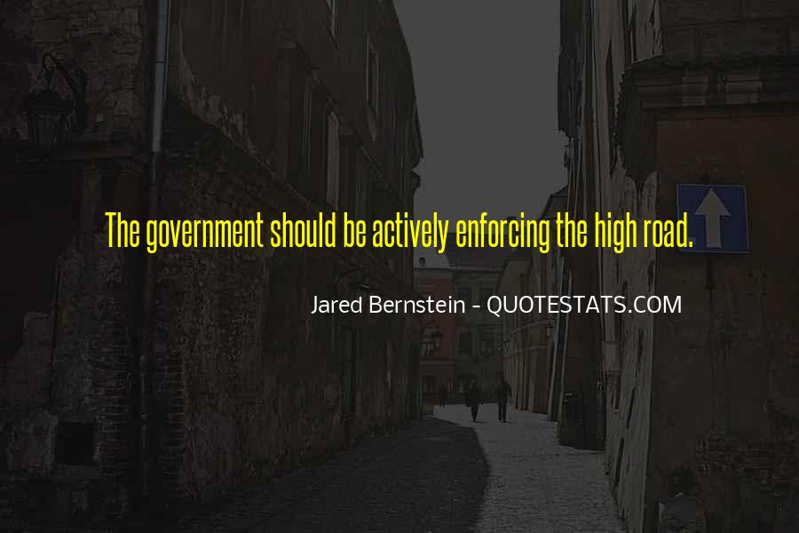 Jared Bernstein Quotes #812608
