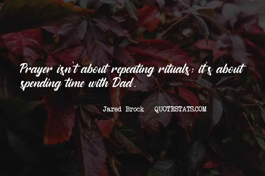Jared Brock Quotes #1075026