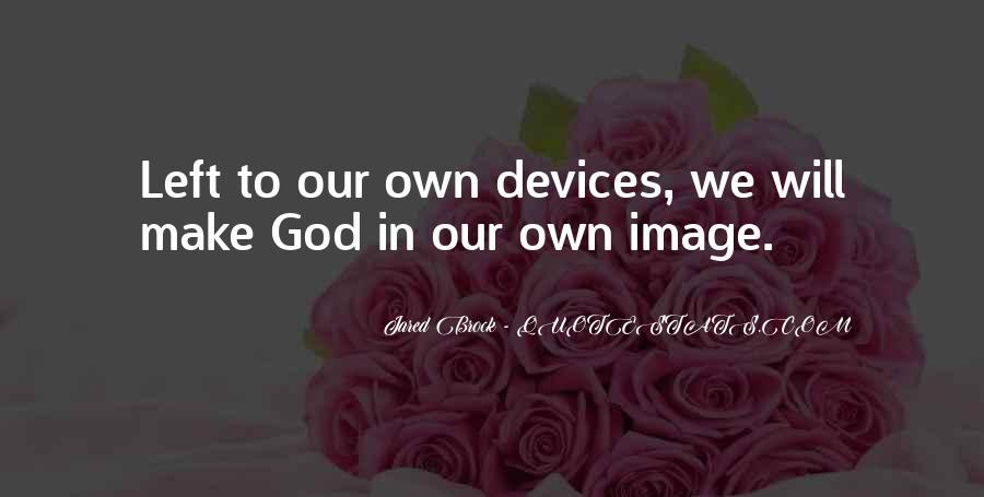 Jared Brock Quotes #1248702