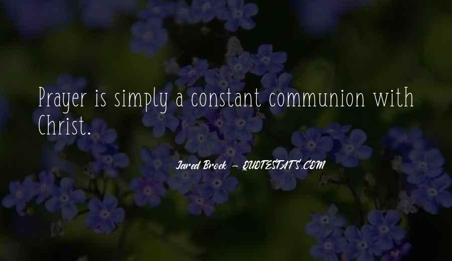 Jared Brock Quotes #1291564