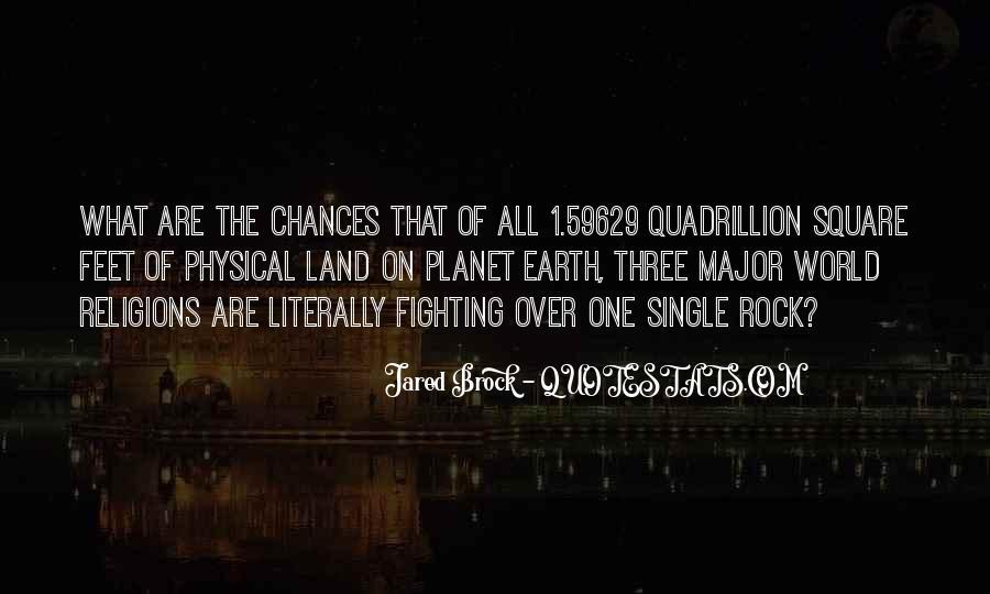 Jared Brock Quotes #1340558