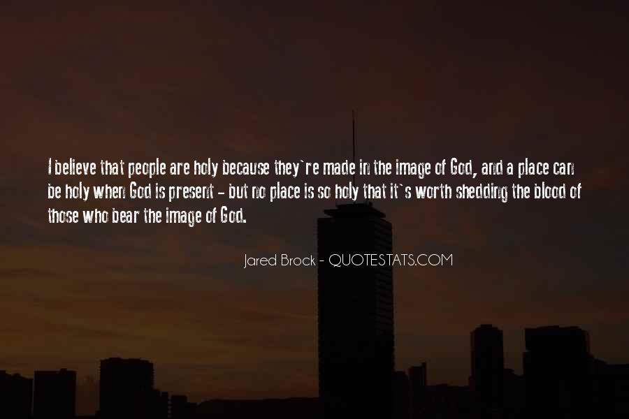 Jared Brock Quotes #1464750