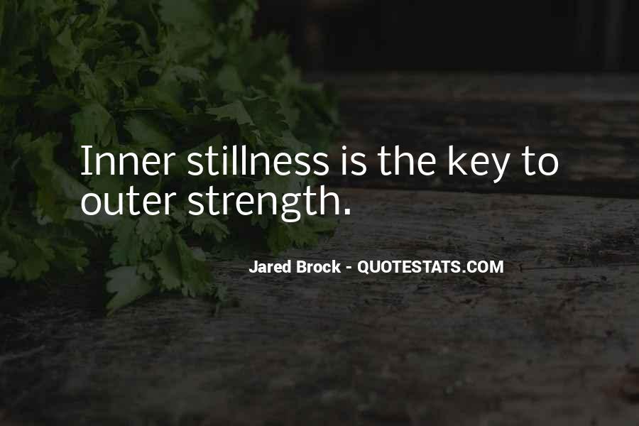 Jared Brock Quotes #318318