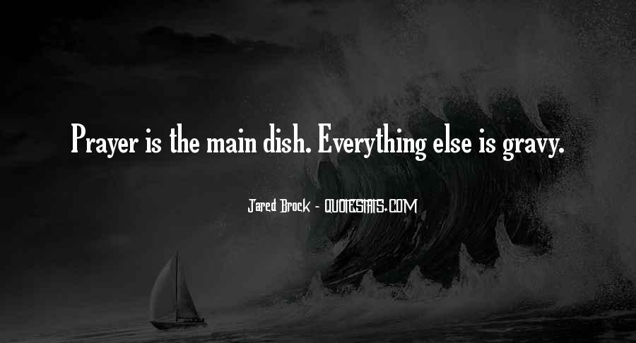 Jared Brock Quotes #902998