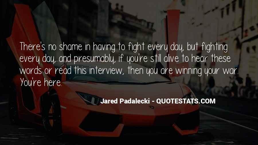 Jared Padalecki Quotes #1216770