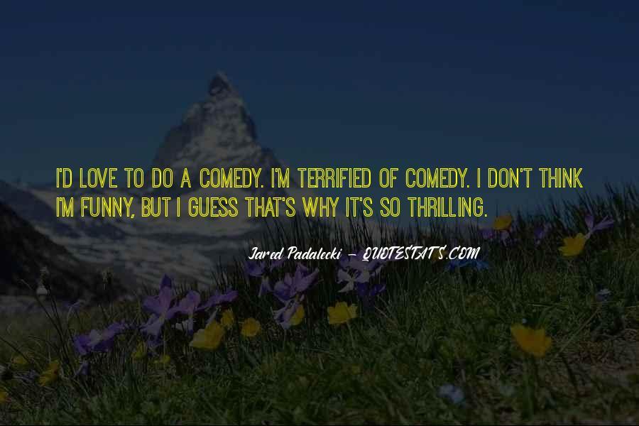 Jared Padalecki Quotes #1432513