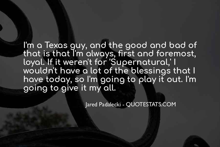 Jared Padalecki Quotes #19044