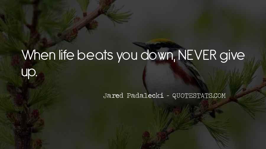 Jared Padalecki Quotes #349510