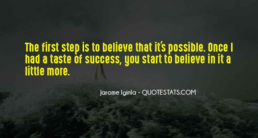 Jarome Iginla Quotes #1126434