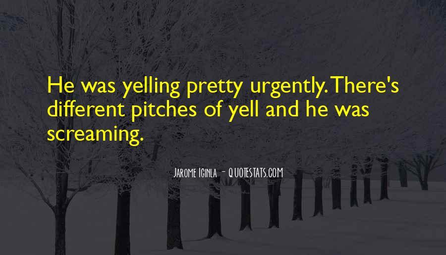 Jarome Iginla Quotes #935942