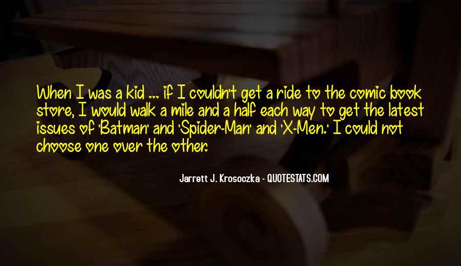 Jarrett J. Krosoczka Quotes #113405