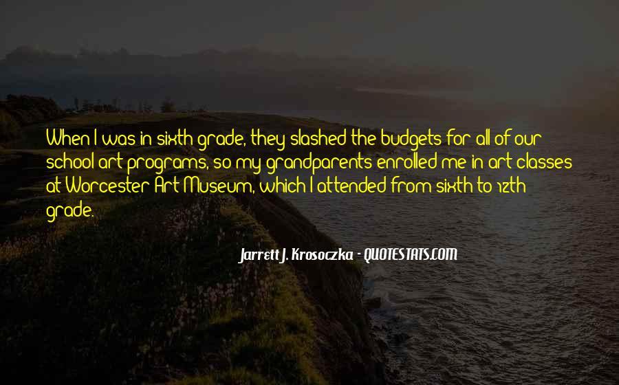 Jarrett J. Krosoczka Quotes #508487