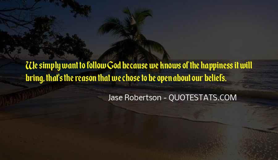 Jase Robertson Quotes #1746011