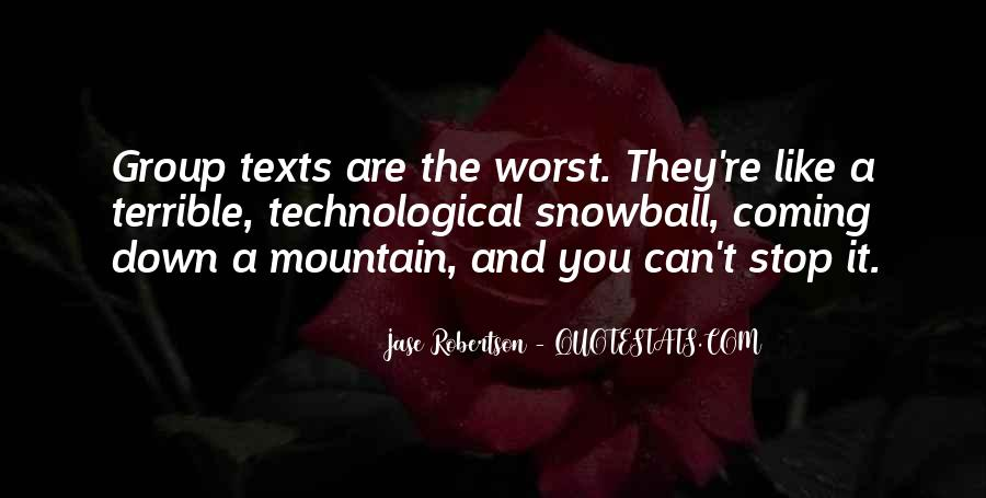Jase Robertson Quotes #469874