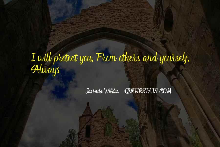 Jasinda Wilder Quotes #1206997