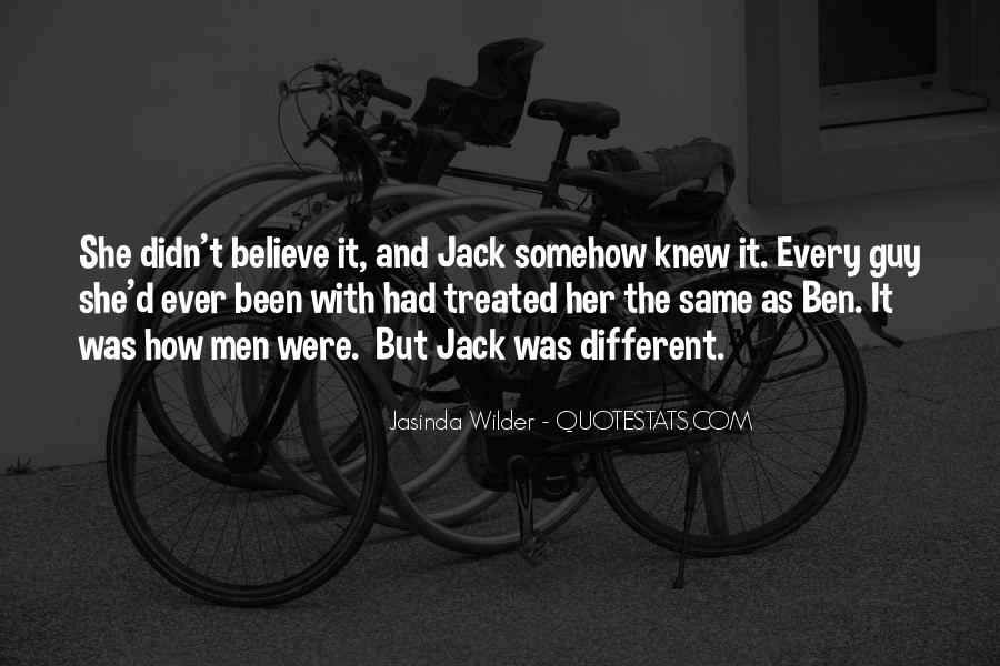 Jasinda Wilder Quotes #1221550