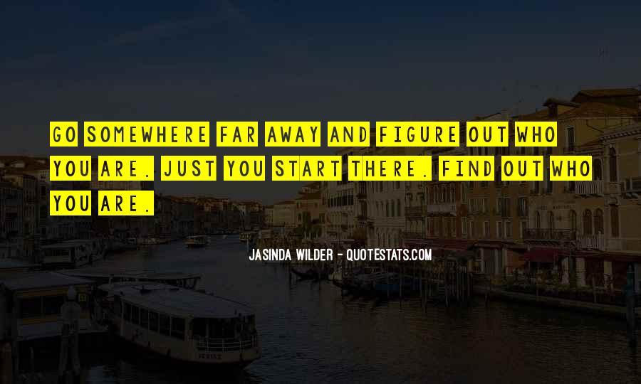 Jasinda Wilder Quotes #1310591