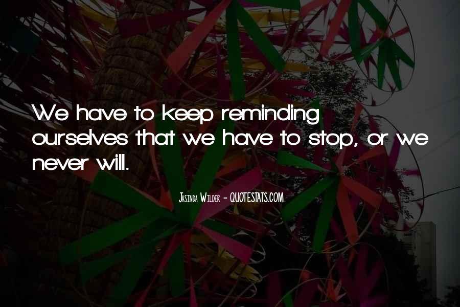 Jasinda Wilder Quotes #1338632