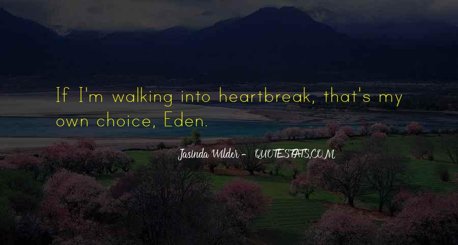Jasinda Wilder Quotes #1372457