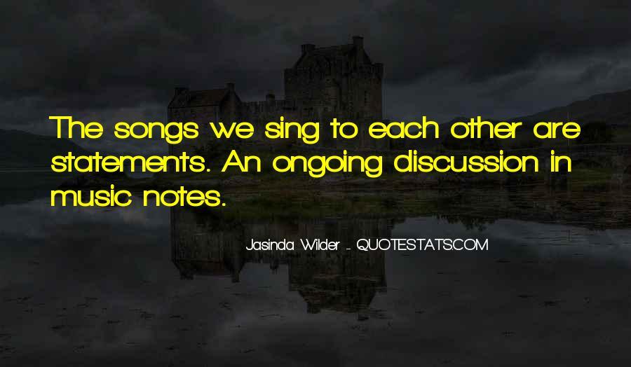 Jasinda Wilder Quotes #1375895