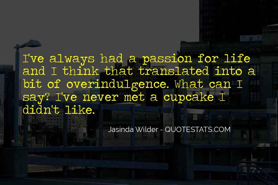 Jasinda Wilder Quotes #1377507