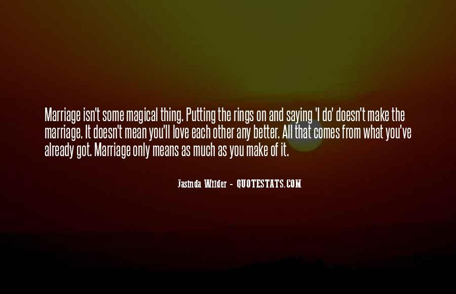Jasinda Wilder Quotes #1385132