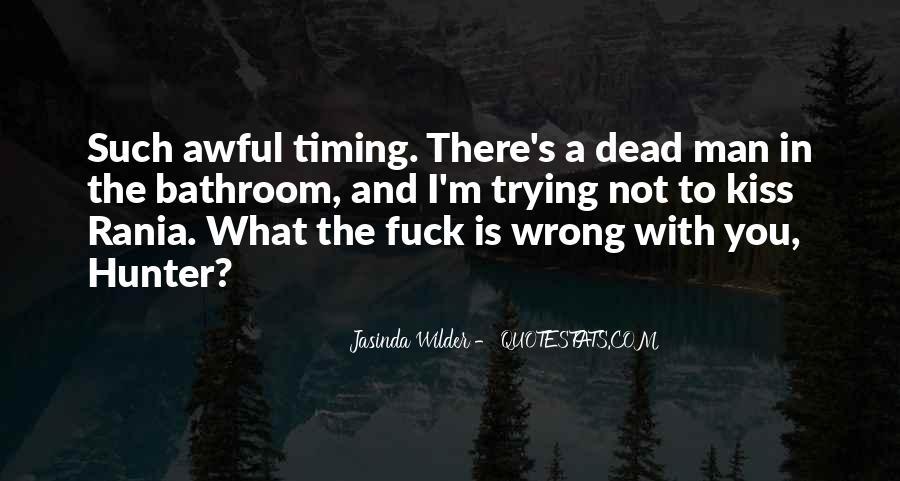 Jasinda Wilder Quotes #1521680